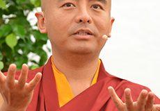 Inscription retraite d'été avec Mingyur Rinpoché
